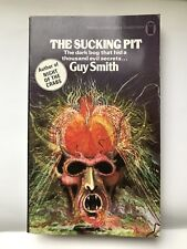 The Sucking Pit by Guy Smith New English Library 1978 paperback edition