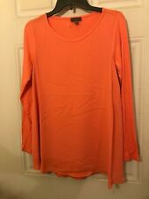 Small Melon Color Swing Top Blouse by The Limited NWT