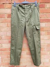 British Army Combat Lightweight Olive Trousers Range of Sizes NEW IN PACK
