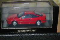 1:43 Minichamps 400 045720 Opel Calibra 2.0i 1990 - Red