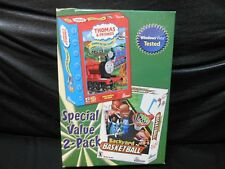 Thomas & Friends Trouble on the Tracks / Backyard Basketball (PC, 2001) 2 Games