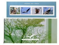 SINGAPORE STAMP 2016 BIRDS OF PREY FIRST DAY COVER WITH FOLDER
