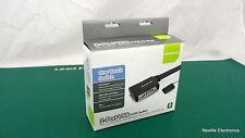 GCS22U IOGEAR 2-Port USB KVM Switch with Cables and Remote