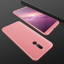 For Huawei Mate 10 Lite 360° Full Protective Hybrid Case + Tempered Glass Cover