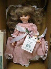 "Robin Woods Doll, Plain Jane, 1989 Blonde, NIB, 14"" American Children Collection"