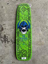 Powell Peralta Per Welinder Nordic Skull Old School Reissue Skateboard Deck Rad!