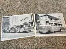 Minibus Astroworld Amusement park Texas tram photos