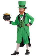 Child Leprechaun Costume