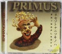 Primus - Rhinoplasty (NEW CD)