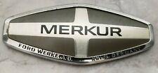 OEM Merkur XR4Ti Scorpio FORD WERKE A.G. KoLN, GERMANY Hood Front Emblem Badge