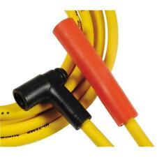 Accel Spark Plug Wire Set 4058; Super Stock 8.0mm Yellow Suppression Core