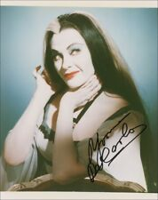 NICE SIGNED RP Yvonne DeCarlo 8X10 Color RP PHOTO  w/coa Free Shipping