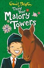 Third Year at Malory Towers by enid-blyton