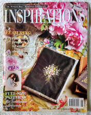 INSPIRATIONS Embroidery magazine - Issue No 6, 1995