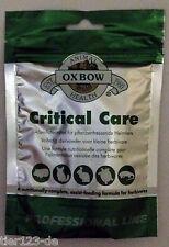 Critical Care 141g Beutel - Nager Kaninchen Reptilien Futter Ersatz - Oxbow