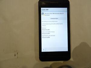 BlackBerry Z10 - 16 Go - Noir (Désimlocké) STL-100