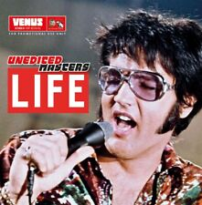 Elvis Collectors CD - Unedited Masters - Life (rare)