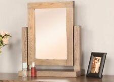 Oak Dressing Table Decorative Mirrors