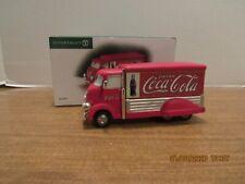 Dept 56 Vintage Coca-Cola Truck #56.59248