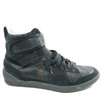 Puma Rudolf Dassler Schuhfabrik Mens Hi Sneaker Boot Size 11 Black Suede 348573