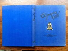 Original 1936 X I Berlín Olympics Cigarette Card Álbum Band II  Complete