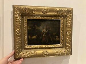 Really Old Master Oil Painting Early/Late? 18th Century Circle Of Luca Giordano