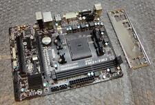 Gigabyte GA-F2A88XM-DS2 REV:3.2 Zócalo FM2/FM2b/FM2+ placa madre con placa de E/S
