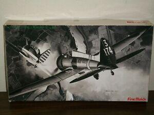 Fine Molds 1//48 Japanese Navy nighttime fighter comet night warfare Plastic FB5