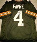 Brett+Favre+Signed+Inscribed+%E2%80%9C95+96+97+MVP%E2%80%9D+Green+Bay+Packers+Jersey+Favre+COA