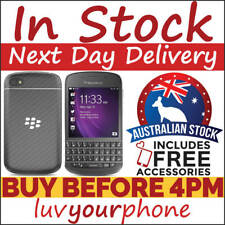 BlackBerry Q10 16GB 4G LTE QWERTY Unlocked Smartphone Black New Condition