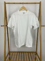 VTG Sears Roebuck Blank Single Stitched Short Sleeve T-Shirt Size XL USA