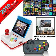 Mini Retro Arcade Game Machine Portable Console With 360 Classic Games