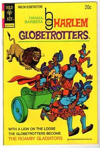 Harlem Globetrotters #7, Near Mint Minus Condition
