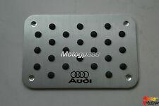 Repose-pied tapis Pedals Pédales Pédalier Pr Audi Q1 Q3 Q5 Q7 R8 TT S4 S3 OEM
