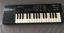 Casio SK-1 Sampling Keyboard Vintage Synthesizer Loops TESTED & WORKING