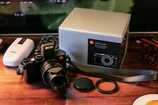 Leica d-lux (tipo 109) incl. rayo y auto-objetivamente tapa en el paquete de accesorios
