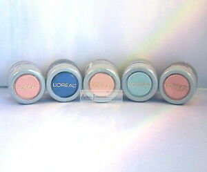 L'Oreal On The Loose Shimmering Powder Eye Shadow