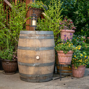 High-Quality Used Napa Valley Wine Barrels
