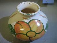 Australian pottery vase