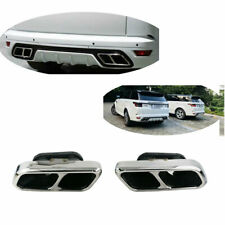New listing Original Replace Exhaust Tips for Land Rover Range Rover Sport Svr 2014-2021 15