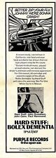 (Sds)24/3/1973Pg30 Hot stuff : bolux dimentia Advert 11x5