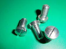 BSA A/B A10/B31/33/M20...PETROL TANK KNEE PAD...FIXING SCREWS (4)
