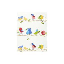 Harlequin Children's WALLPAPER Birds WHAT A HOOT 70517 Multi NEW