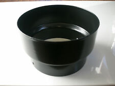 "135mm to 6"" Vitreous flue pipe Continental Stove Adaptor"