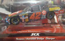 scx digital upgradeable  JUAN Pablo Montoya NASCAR Texaco RAREEEEE dodge