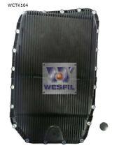 WESFIL Transmission Filter FOR Audi A4 2006-ON 6HP26 WCTK104