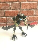 Lego Chi Cragger 70203 Figure Legends of Chima Warrior Crocodile - Missing Tail