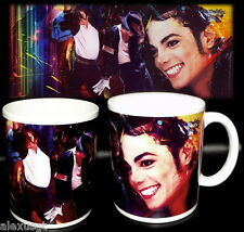 tazza mug music pop MICHAEL JACKSON scodella ceramica