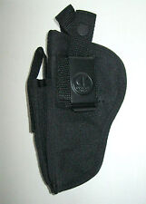 Outbags OB-19SC Right Nylon OWB Belt Gun Holster with Mag Pouch Beretta Glock