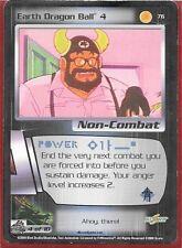 Dragonball Z TCG *Gratis Schutzhülle* | Earth dragon ball 4 #76 | 2000